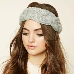 Braided Knit Headwrap